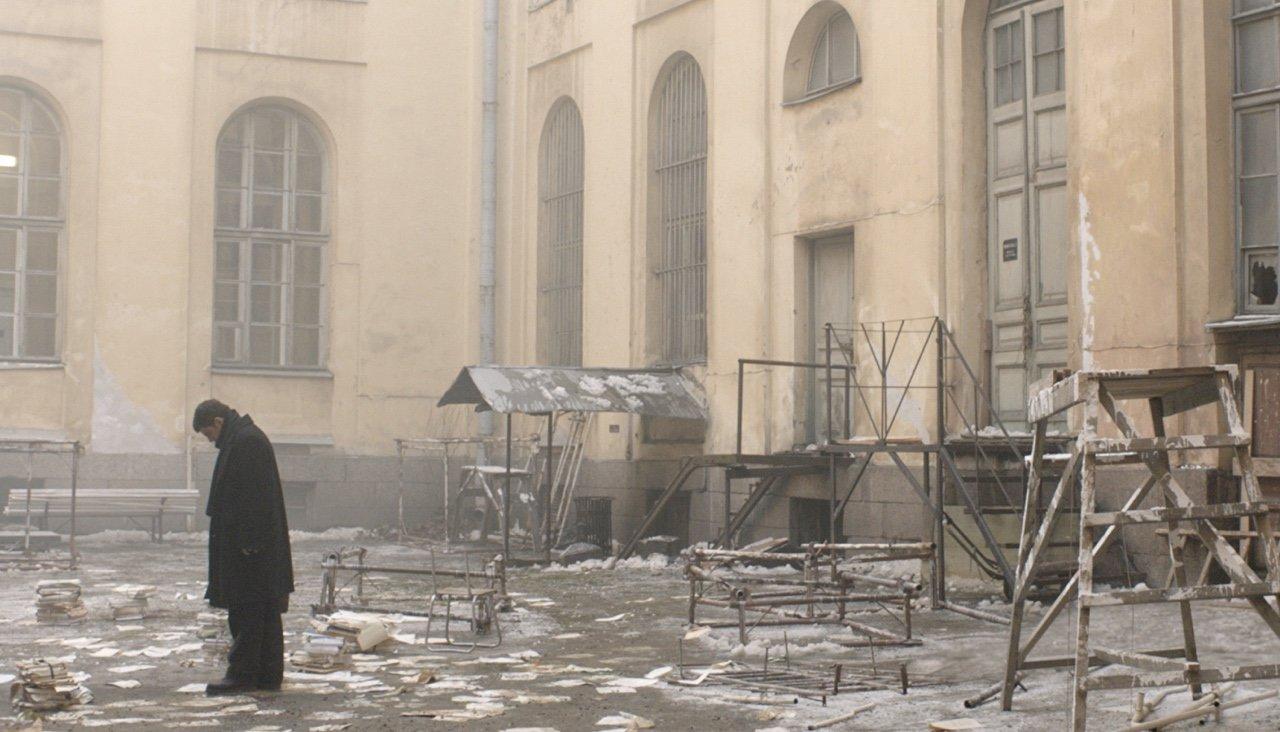 Кадр из х/ф «Довлатов» (реж. Алексей Герман-младший, 2018 г.)